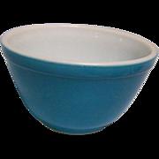SALE Pyrex Mixing Bowl Blue 401 1.5 Pint