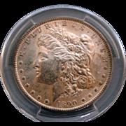 SALE 1890 Morgan Silver Dollar