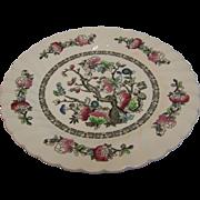 SALE Myott Indian Tree Dinner Plate