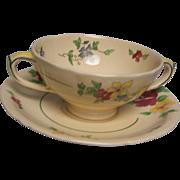 SALE Royal Doulton Soup Bowl Set