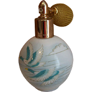 SALE Perfume Atomizer Hand Painted W. German