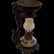 SALE Vapo-Cresolene Vaporizer Glass Lamp