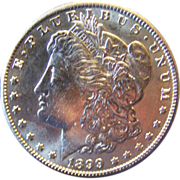 SALE Morgan Silver Dollar 1899 O