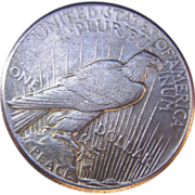 SALE Peace Dollar 1925