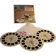 SALE View Master Reels Grand Canyon
