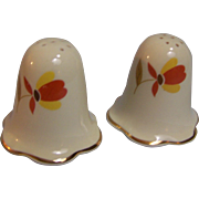 SALE Salt Pepper Jewel Tea Ruffle