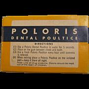 SALE Poloris Dental Poultice Box