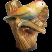 SALE Wall Pocket Bird Czech