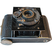 Unusual Fotet Strut Folding Camera