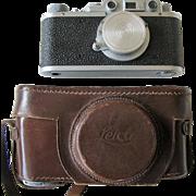 Leitz Leica 11 Chrome Camera c1933