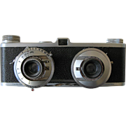 An Unusual Witt Iloca Stereo Camera c1950