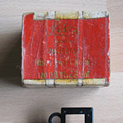 Early Leitz NOOKY HESUM Leica Close-up attachment  (c1939)