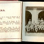 Military Photograph Album Northumberland Fusiliers 1924