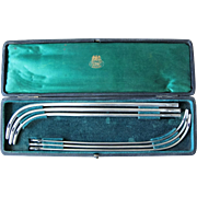 19th or Early 20th Century Dilatory Set by Arnold London