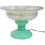 "Murano Lamp with Glass Fruit ""RARE"""