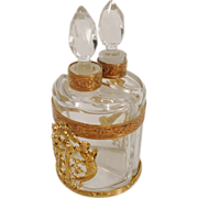 Antique French Empire Scent Caddy
