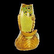 """17"""" Magnificent Chinese Cloisonné Fish Vase…"""