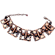 "SALE Copper Bracelet 7-1/2"" to 9"""