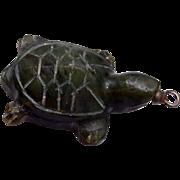 Jade Turtle Charm