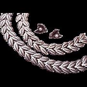 SALE Danecraft Patented Sterling Parure