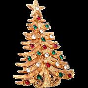 Mylu Christmas Tree Brooch