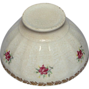 Vintage French Ceramic Cafe au Lait Bowl