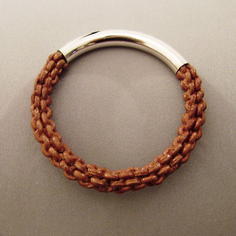 Braided Premium Designer Bracelet High End Fashion
